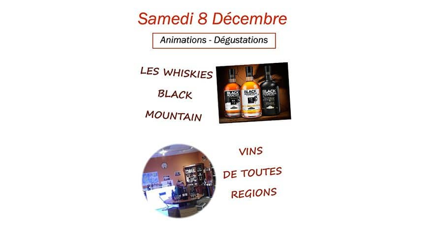 Animations vins et Whiskies