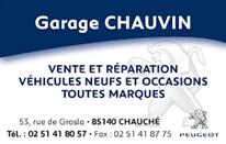 Garage Chauvin