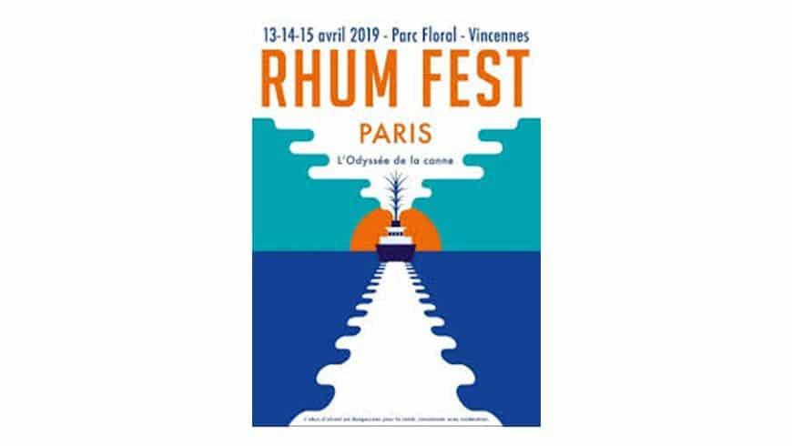 Rhum Fest à Paris