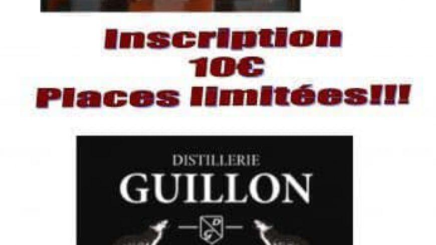 Soirée Spiritueux «Guillon»