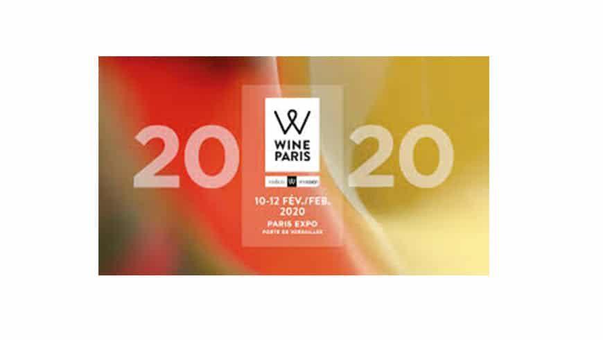 Du 10 au 12 Février : WINE PARIS