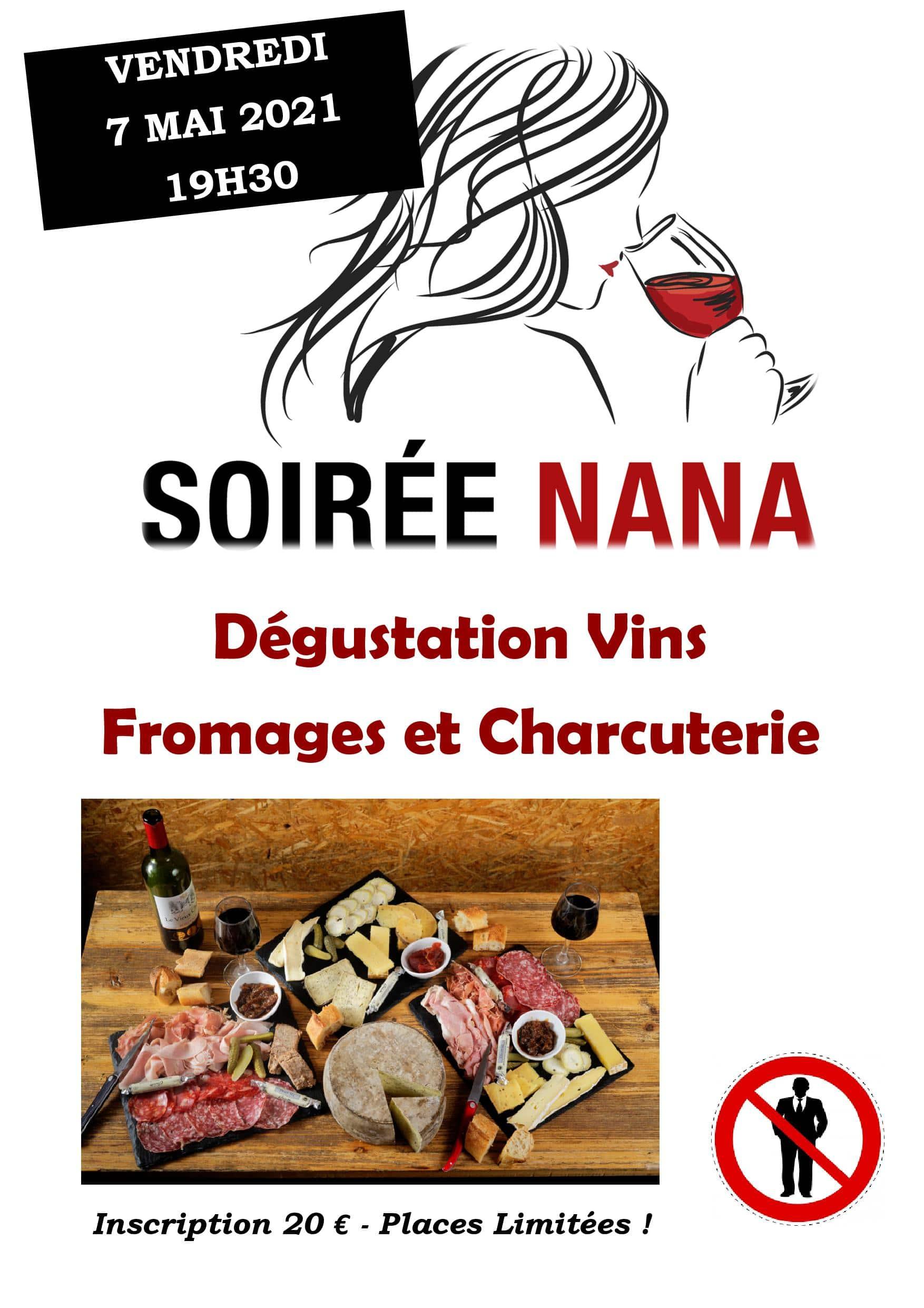 Soirée NANA N°3